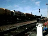 грузавой поезд карламан-кумертау