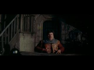 Чёрный мститель. 1955. Редкий хороший фильм про войну рыцарей во время Столетней Войны Англии и Франции.
